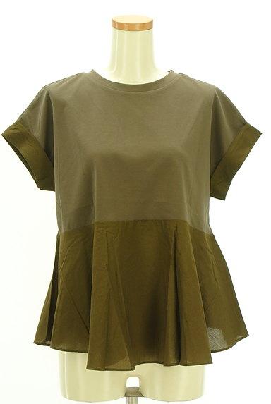 AREA FREE(自由区)の古着「ペプラムカットソー(Tシャツ)」大画像1へ