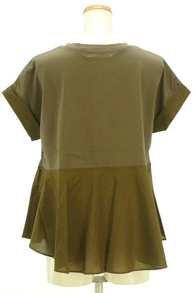 AREA FREE(自由区)の古着「ペプラムカットソー(Tシャツ)」大画像2へ
