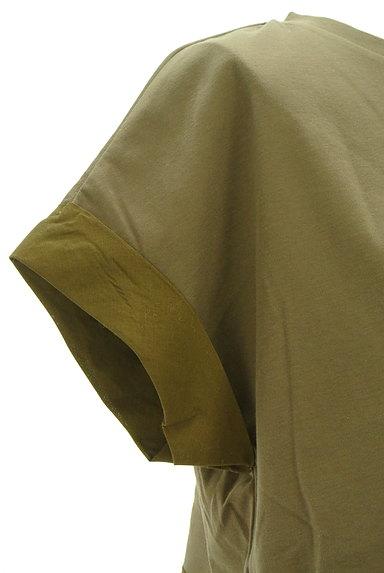AREA FREE(自由区)の古着「ペプラムカットソー(Tシャツ)」大画像4へ