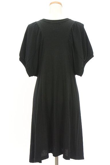 TSUMORI CHISATO(ツモリチサト)の古着「ラメリボンプリントワンピース(ワンピース・チュニック)」大画像2へ