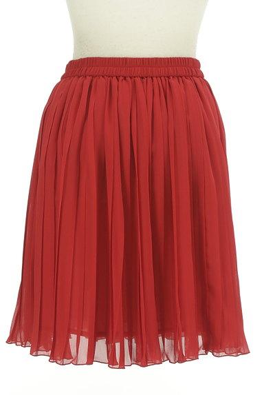 Lois CRAYON(ロイスクレヨン)の古着「膝上丈シフォンプリーツスカート(ミニスカート)」大画像2へ