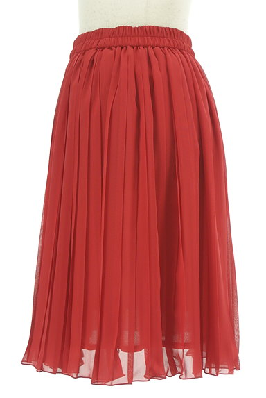 Lois CRAYON(ロイスクレヨン)の古着「膝上丈シフォンプリーツスカート(ミニスカート)」大画像3へ