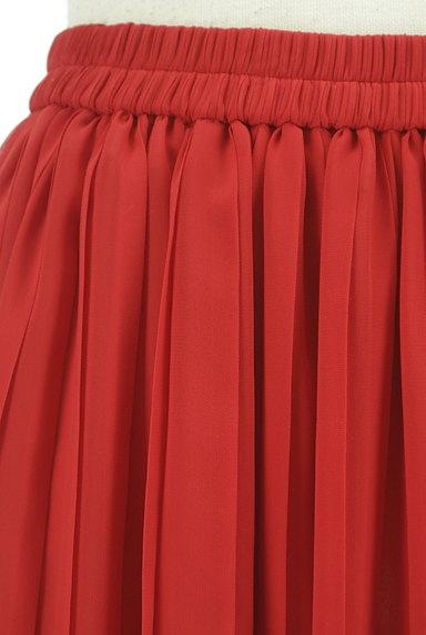 Lois CRAYON(ロイスクレヨン)の古着「膝上丈シフォンプリーツスカート(ミニスカート)」大画像4へ
