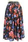 LANVIN en Bleu(ランバンオンブルー)の古着「ロングスカート・マキシスカート」前
