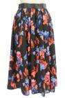 LANVIN en Bleu(ランバンオンブルー)の古着「ロングスカート・マキシスカート」後ろ