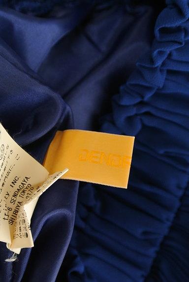 BABYLONE(バビロン)の古着「タックプリーツシフォンミニスカート(ミニスカート)」大画像6へ