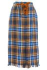 Snidel(スナイデル)の古着「ロングスカート・マキシスカート」後ろ
