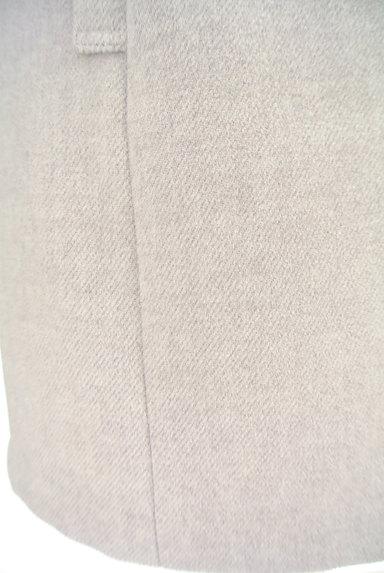 PROPORTION BODY DRESSING(プロポーションボディ ドレッシング)の古着「ハイウエスト台形ミニスカート(ミニスカート)」大画像5へ