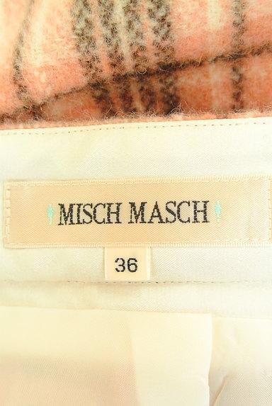 MISCH MASCH(ミッシュマッシュ)の古着「ふわふわチェック柄ミニスカート(ミニスカート)」大画像6へ