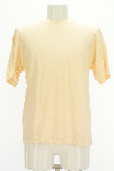 45r(45アール)の古着「オーガニックコットンTシャツ(Tシャツ)」大画像1へ