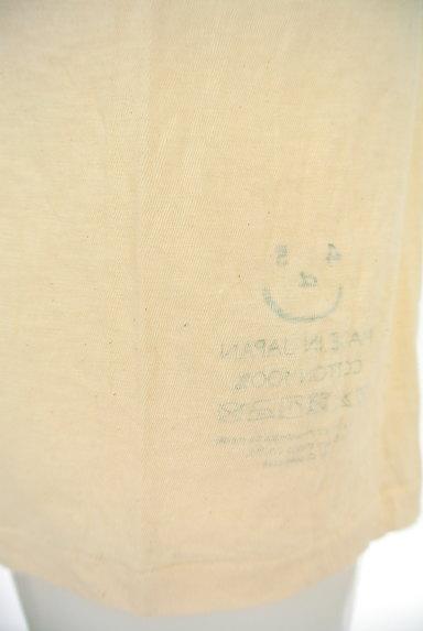 45r(45アール)の古着「オーガニックコットンTシャツ(Tシャツ)」大画像5へ
