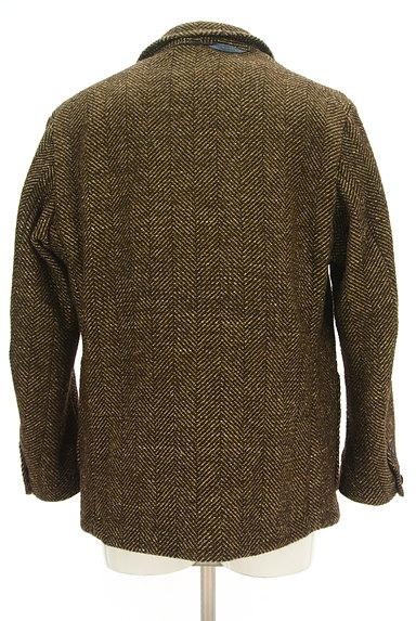 45r(45アール)の古着「ヘリンボーンウールジャケットコート(ジャケット)」大画像2へ