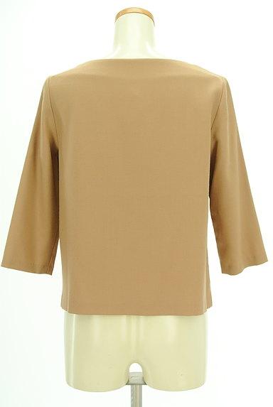 SunaUna(スーナウーナ)の古着「フロント絞り7分袖カットソー(カットソー・プルオーバー)」大画像2へ