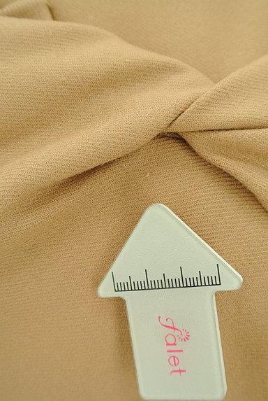 SunaUna(スーナウーナ)の古着「フロント絞り7分袖カットソー(カットソー・プルオーバー)」大画像5へ