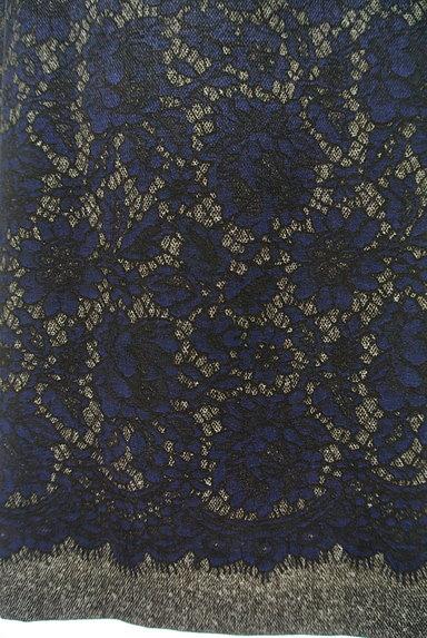 SunaUna(スーナウーナ)の古着「グラデレースプリントスカート(スカート)」大画像5へ