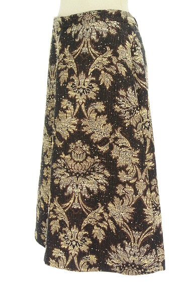 SunaUna(スーナウーナ)の古着「アンティークミモレスカート(ロングスカート・マキシスカート)」大画像3へ