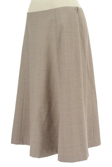 NEW YORKER(ニューヨーカー)の古着「膝下丈ウール混フレアスカート(スカート)」大画像3へ