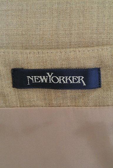 NEW YORKER(ニューヨーカー)の古着「膝下丈ウール混フレアスカート(スカート)」大画像6へ