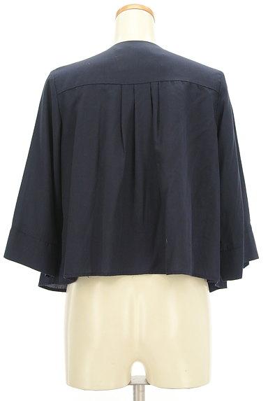 YECCA VECCA(イェッカヴェッカ)の古着「フロントオープン七分袖カーディガン(ジャケット)」大画像2へ