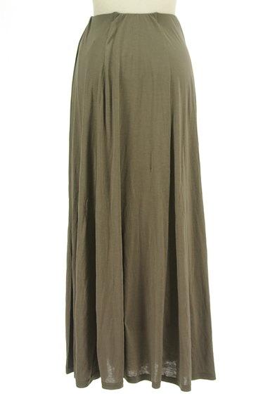 rienda(リエンダ)の古着「シンプルマキシスカート(スカート)」大画像2へ