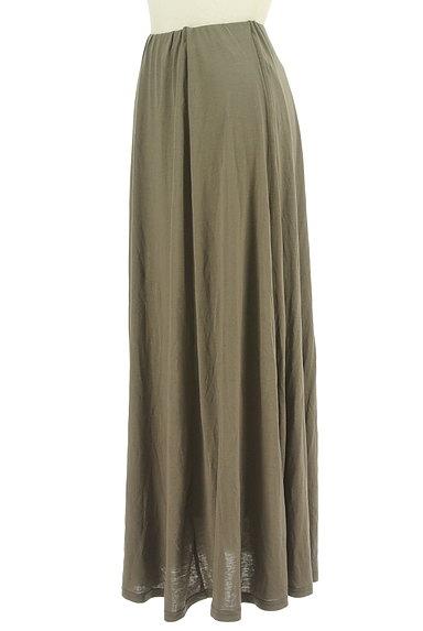 rienda(リエンダ)の古着「シンプルマキシスカート(スカート)」大画像3へ