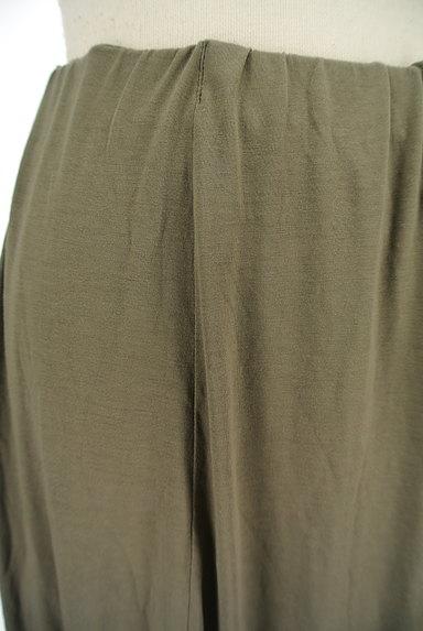 rienda(リエンダ)の古着「シンプルマキシスカート(スカート)」大画像4へ