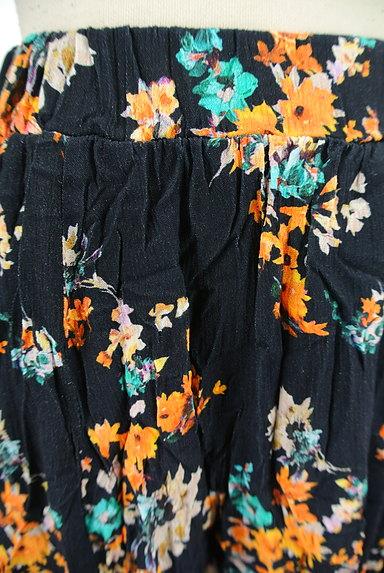 rienda(リエンダ)の古着「花柄ロングスカート(ロングスカート・マキシスカート)」大画像4へ