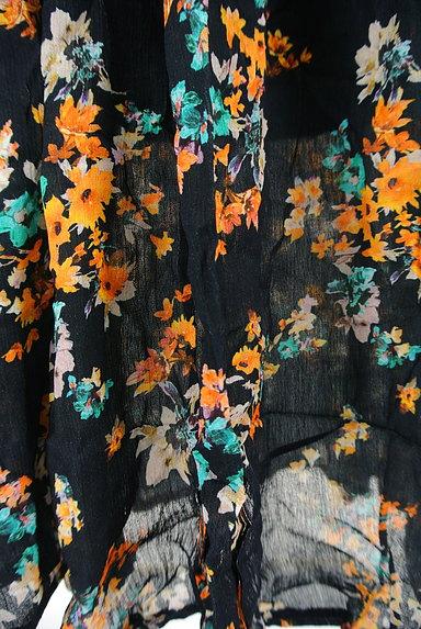 rienda(リエンダ)の古着「花柄ロングスカート(ロングスカート・マキシスカート)」大画像5へ