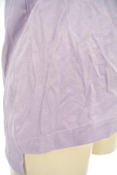 DRWCYS(ドロシーズ)の古着「VネックカラーTシャツ(Tシャツ)」大画像5へ
