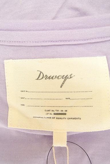 DRWCYS(ドロシーズ)の古着「VネックカラーTシャツ(Tシャツ)」大画像6へ