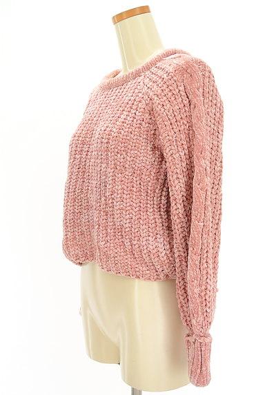DURAS(デュラス)の古着「もこもこ手編み風ニット(ニット)」大画像3へ