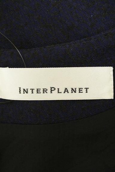 INTER PLANET(インタープラネット)の古着「ウエストラインタイトワンピース(ワンピース・チュニック)」大画像6へ