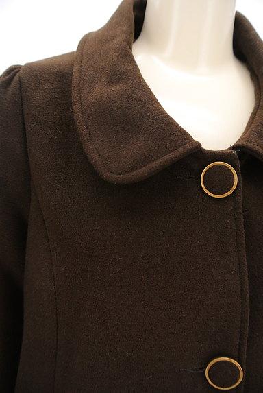 axes femme(アクシーズファム)の古着「裾レースAラインコート(コート)」大画像4へ