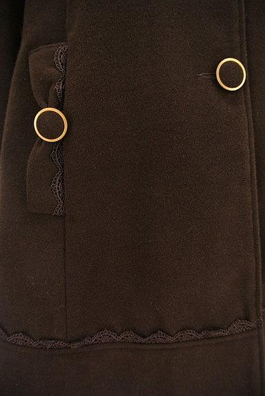 axes femme(アクシーズファム)の古着「裾レースAラインコート(コート)」大画像5へ