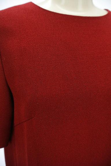 STRAWBERRY-FIELDS(ストロベリーフィールズ)の古着「シンプルワンピース(ワンピース・チュニック)」大画像4へ