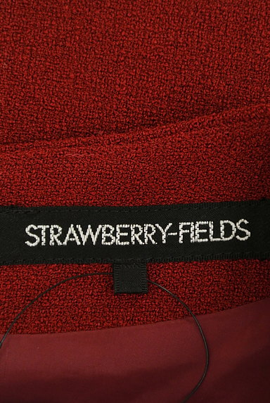 STRAWBERRY-FIELDS(ストロベリーフィールズ)の古着「シンプルワンピース(ワンピース・チュニック)」大画像6へ