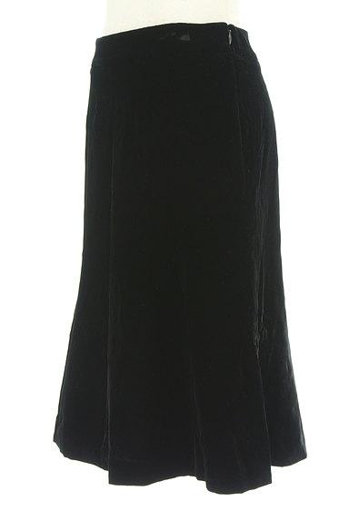 LANVIN(ランバン)の古着「マーメイドベロアスカート(スカート)」大画像3へ