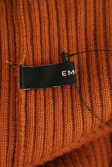 EMODA(エモダ)の古着「リブニットオーバーオール(オーバーオール・サロペット)」大画像6へ