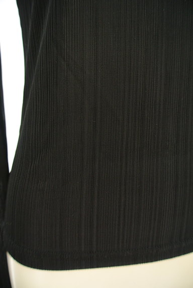 EMODA(エモダ)の古着「タートルネックリブトップス(カットソー・プルオーバー)」大画像5へ