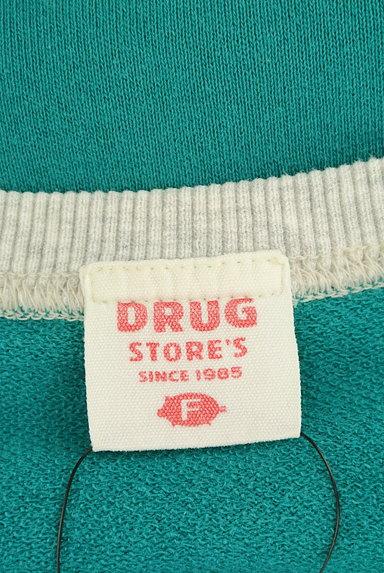 drug store's(ドラッグストアーズ)の古着「プリントラグランカットソー(スウェット・パーカー)」大画像6へ