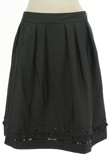 TO BE CHIC(トゥービーシック)の古着「裾装飾フレアスカート(スカート)」大画像1へ