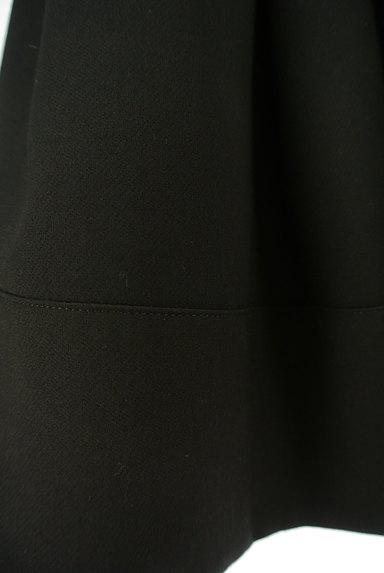 M-premier(エムプルミエ)の古着「膝丈タックフレアスカート(スカート)」大画像5へ