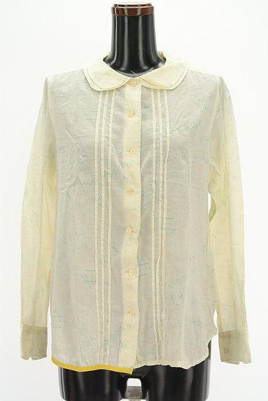 POU DOU DOU(プードゥドゥ)の古着「メルヘンプリントシャツ(カジュアルシャツ)」大画像1へ