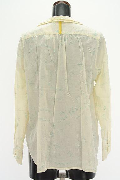 POU DOU DOU(プードゥドゥ)の古着「メルヘンプリントシャツ(カジュアルシャツ)」大画像2へ