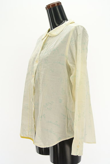 POU DOU DOU(プードゥドゥ)の古着「メルヘンプリントシャツ(カジュアルシャツ)」大画像3へ