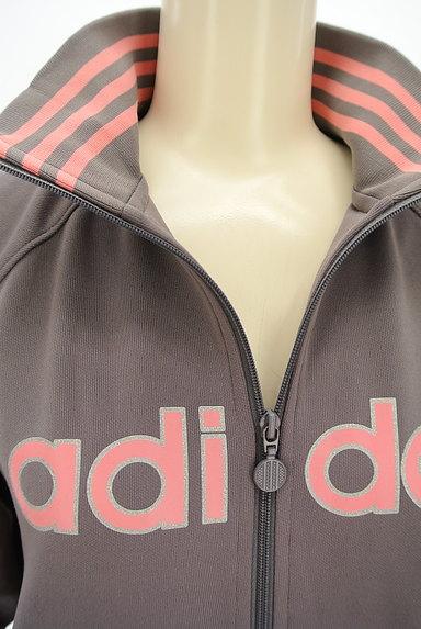 adidas(アディダス)の古着「ロゴ入りジャージトップス(ジャージトップス)」大画像4へ