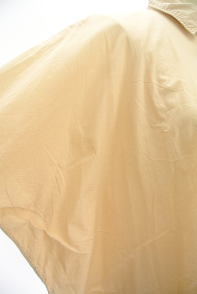 ZUCCa(ズッカ)の古着「前後切替ドルマンロングシャツ(カジュアルシャツ)」大画像4へ