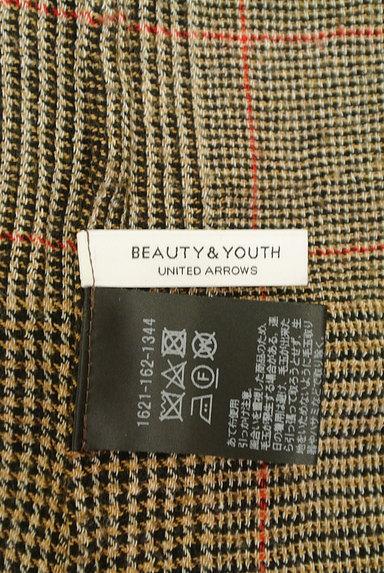 BEAUTY&YOUTH(ビューティ&ユース)の古着「チェック柄バンドカラーカットソー(カットソー・プルオーバー)」大画像6へ