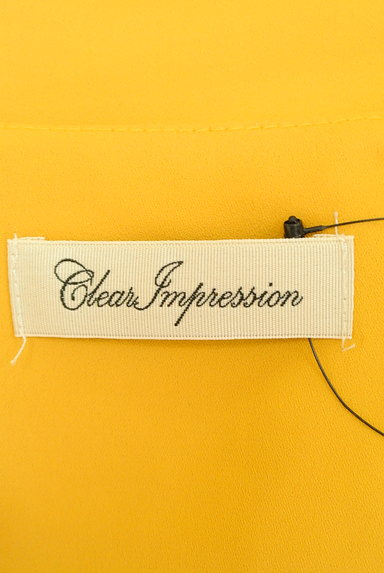 CLEAR IMPRESSION(クリアインプレッション)の古着「Vネックロールアッププルオーバー(カットソー・プルオーバー)」大画像6へ