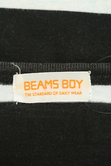 BEAMS Women's(ビームス ウーマン)の古着「ボーダーカットソー(Tシャツ)」大画像6へ